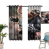 Wohnzimmer Isolationsvorhang Bizarre Venom Art Poster