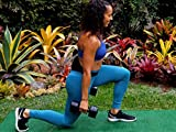 50 min HIIT Workout with Weights