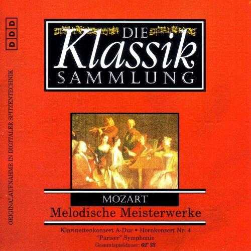 Die Klassik Sammlung 33 - Mozarts Melodische Meisterwerke