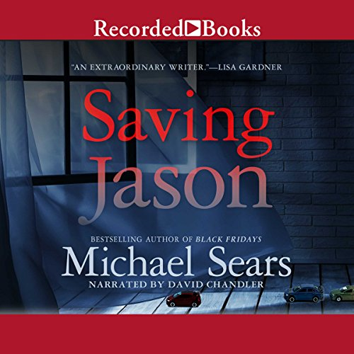 Saving Jason audiobook cover art