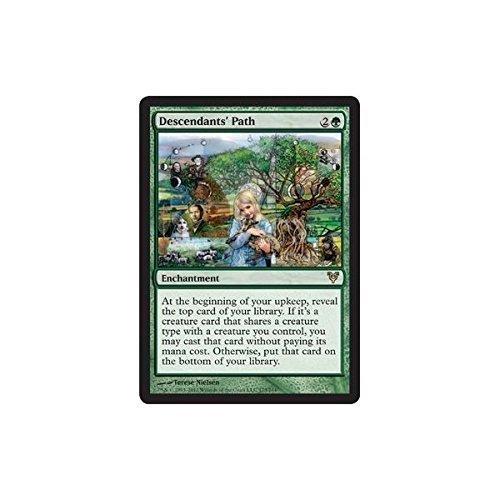 Magic The Gathering - Descendants39; Path (173) - Avacyn Restored