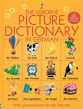 Usborne Picture Dictionary in German (Picture Dictionaries) (German Edition)