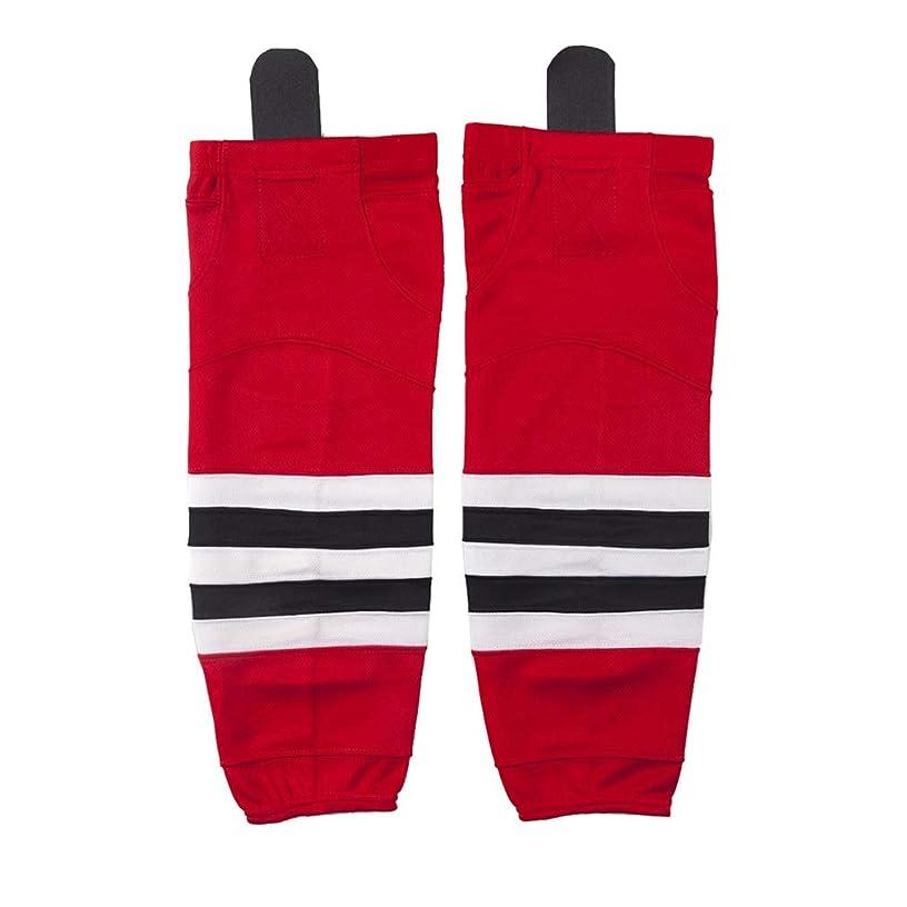 COLDINDOOR Adult Youth Ice Hockey Socks Senior/Junior