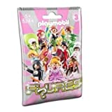 PLAYMOBIL - Playsets de Figuras de Juguete, Set de Juego, 10 x 10 x 2 cm, (5244)