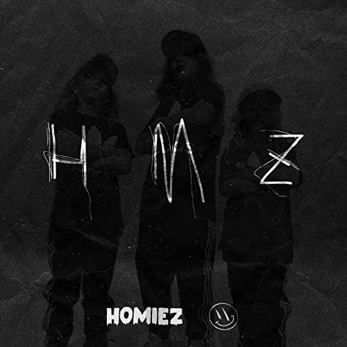 The Homiez feat. Xmiley