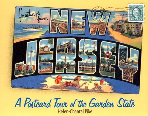Greetings from New Jersey: A Postcard Tour of the Garden State