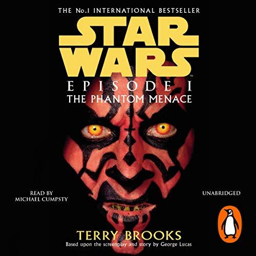 Star Wars Episode I cover art