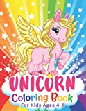 Unicorn Coloring Book: Cute Unicorns for Coloring for Kids