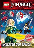 LEGO® NINJAGO® – Meister der Spiele von Steve Behling