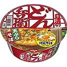 日清食品 どん兵衛天ぷらそば(西) 100g×12個