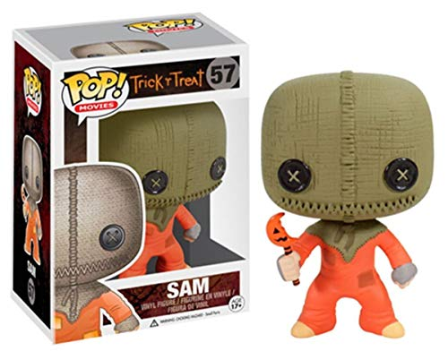 Funko - Trick R Treat Pop! Figura in Vinile Sam 10 Cm