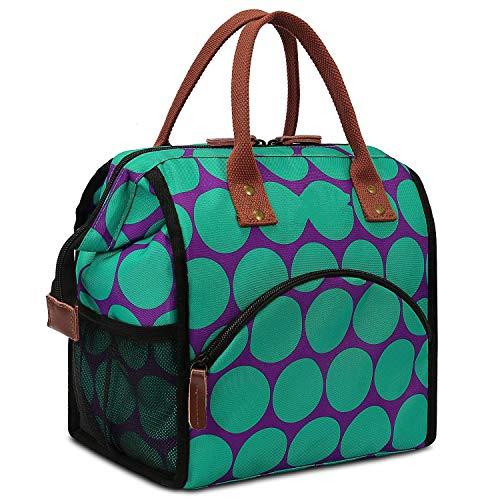 Herbruikbare lunchpakket voor dames, man, werk, picknick of reizen.