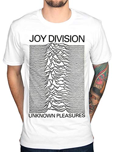 Offiziell Joy Division Unknown Pleasures T-Shirt