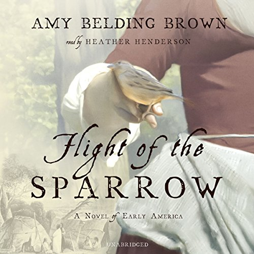 Page de couverture de Flight of the Sparrow