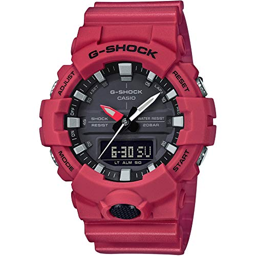 Casio G-Shock Herren-Armbanduhr GA-800-4AER