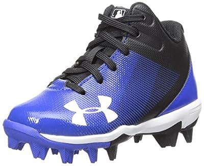 Under Armour Men's Leadoff Mid Jr. Rm Baseball Shoe