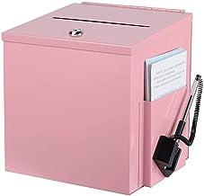 Mail Box Postvakken Muur Monteerbaar Staal Suggestie Box met Lock Donatie Box Collectie Box Stembus Key Drop Box Outdoor M...