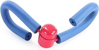 مشد الفخذ لتمارين اللياقة البدنية والساق والعضلات سواء في صالة الالعاب الرياضية او المنزل - لون ازرق