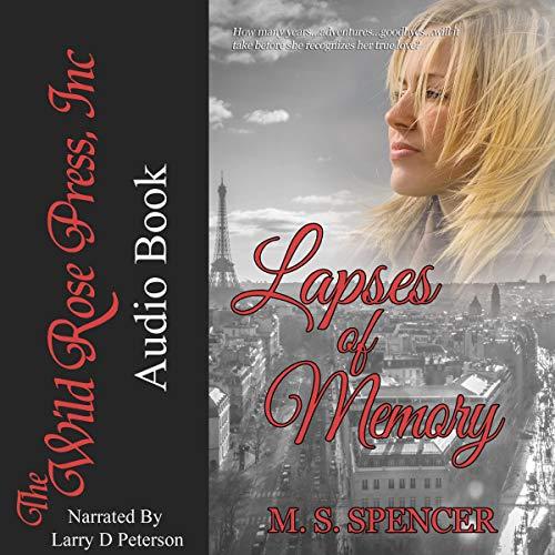 Lapses of Memory audiobook cover art