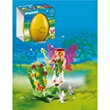 PLAYMOBIL 626076 - Huevo Hadas C/ Trono Floral