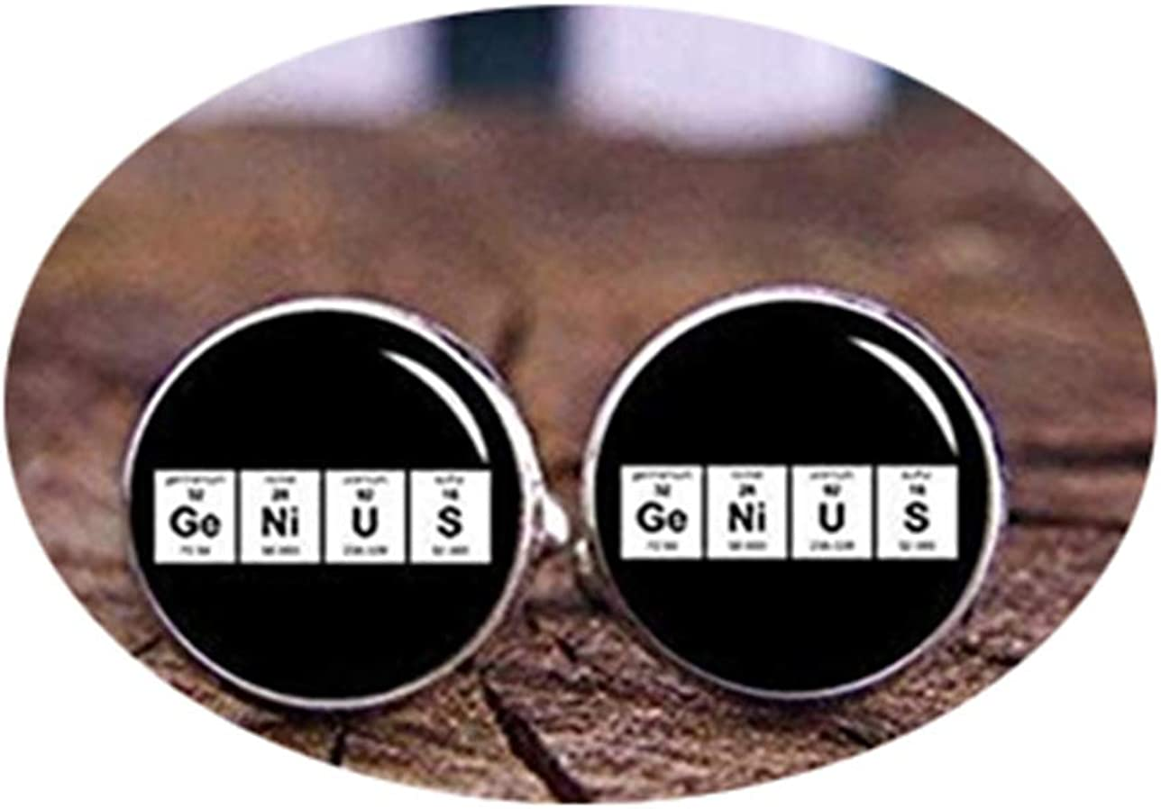 Death Devil Art Picture Cuff Links,Genius Cufflinks, Genius Cuff Links, Custom Periodic Table of Elements, Custom Wedding Cuff Links, Chemical Element Cuff Links, Tie Clips,Gift of Love