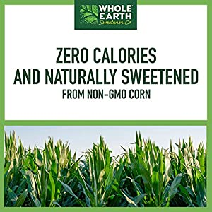 WHOLE EARTH 100% Erythritol Zero Calorie Plant-Based Sugar Alternative, 4 Pound Pouch #3