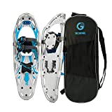 Best Snowshoes For Women - GO2GETHER 25 Inches Light Weight Snowshoes for Women Review