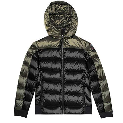 Parajumpers Bombardiere Incappucciato Pharrell Jacket Young Small Khaki