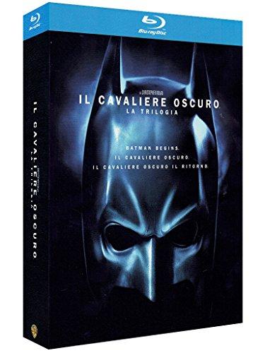 il cavaliere oscuro - la trilogia (3 blu...