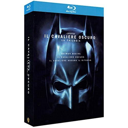 Il Cavaliere Oscuro - La Trilogia (Cofanetto 3 Blu-Ray)
