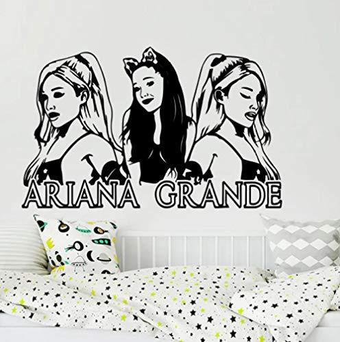 Gran Ariana Grande Music Wall Sticker Sexy Girl Room Music Super Star...
