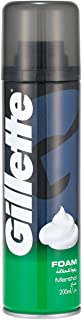 Gillette Menthol Men's Shaving Foam 200ml
