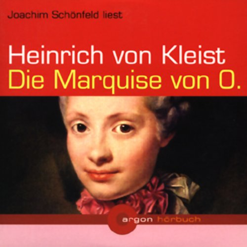 Die Marquise von O. audiobook cover art