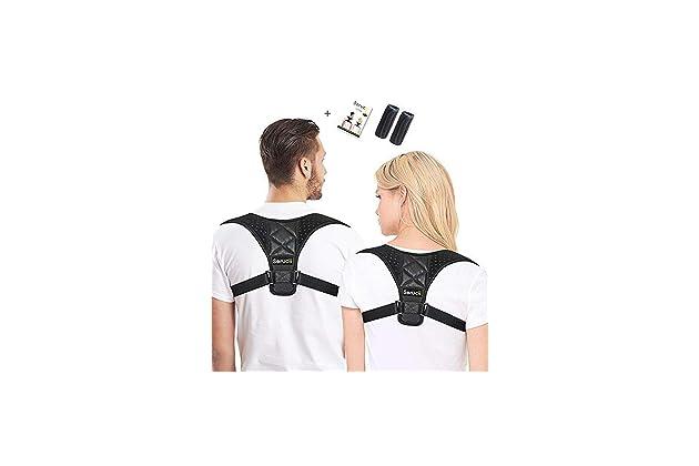 d405e262233 Amazon.com: Serucii Posture Corrector for Women Men & Kids ...