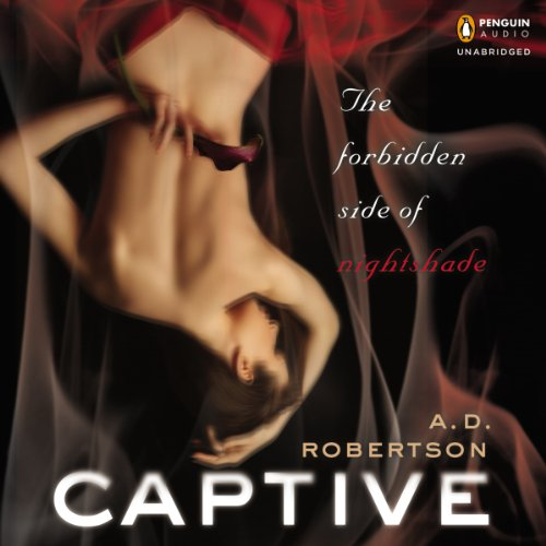 Captive audiobook cover art