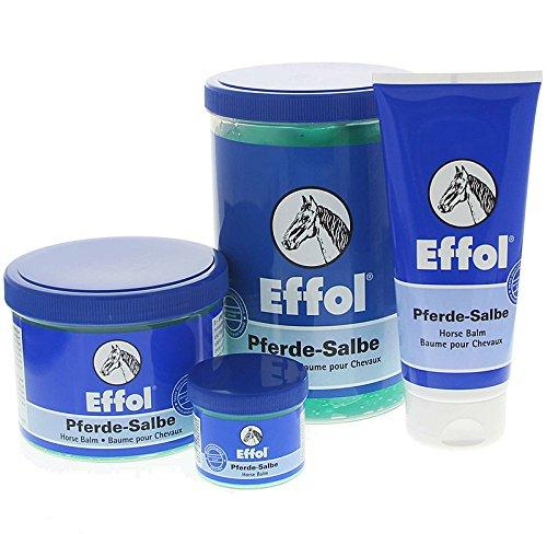 Effol Pferde-Salbe Lavit mit Zwei-Phasen-Effekt kühlt und wärmt, entpsannt und vitalisiert nach Sport und Arbeit, 50 ml