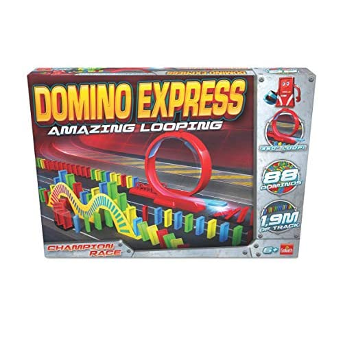 GOLIATH Domino Express, Amazing Looping