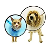 DOGSWELL Remedy and Recovery E-Collar, X-Large, Colors Vary (Packaging May Vary)