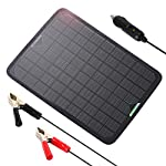 ALLPOWERS Solar Panel 2.5W 5V/500mAh Mini Encapsulated Solar Cell Epoxy DIY Battery Charger Kit Pack of 2