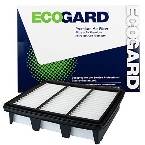 ECOGARD XA11570 Premium Engine Air Filter Fits Honda Accord 2.0L 2018-2021