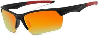 9f43a1ac7e Gafas de Sol Deportivas Polarizadas para Hombre Perfectas para Esquiar Golf  Correr Ciclismo Súper Liviana para