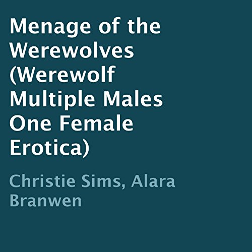 Menage of the Werewolves cover art