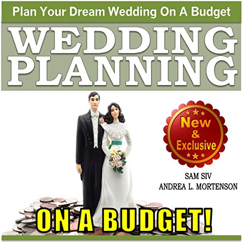 Wedding Planning on a Budget audiobook cover art