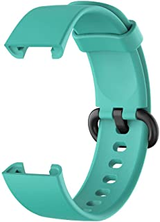 ADMOS Bracelet de Montre Compatible pour Xiaomi Mi Watch Lite/Redmi Watch Lite Montre Intelligente de Remplacement Bracele...