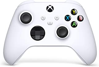 Xbox Wireless Controller – Robot White for Xbox Series X|S, Xbox One, and Windows 10 Devices