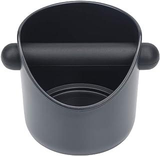 Boîte à café en caoutchouc pour accessoires de machine à café, boîte à café solide et robuste