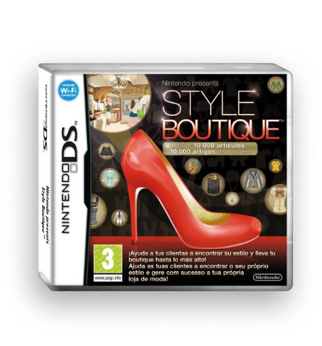 NDS Nintendo Presents: Style Boutique