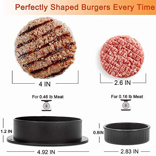 Geweo -   Burgerpresse, 3 in