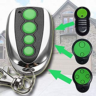 Jonathan-Shop - 4 Buttons 433MHz Garage Door Remote Key Control For Merlin M832 M842 M844 230T 430R 12V