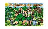 Gärtner Ehepaar des Jahres Fahne (V21) - 90x150cm